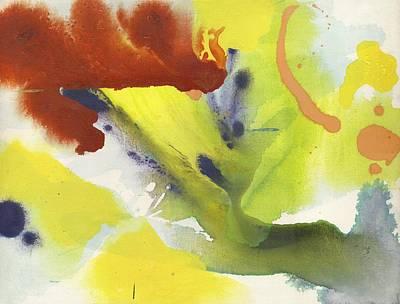 Winter Color Art Print by Alfred Ng