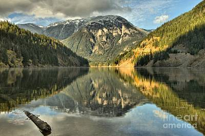 Photograph - Winter On The Way by Adam Jewell