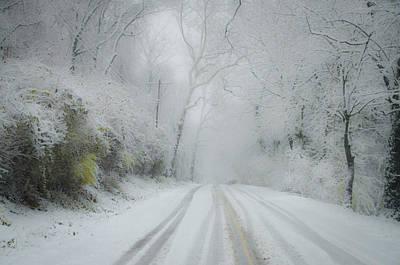 Winter Wonderland Art Print by Bill Cannon