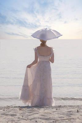 Dream Like Photograph - Woman At The Beach by Joana Kruse