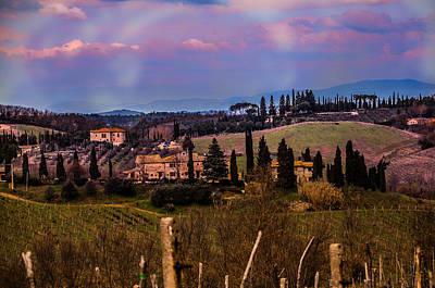 Photograph - Beautiful Tuscany by Dany Lison