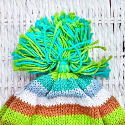 Woolen Photograph - Wool Hat by Tom Gowanlock