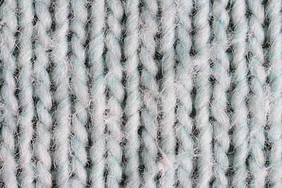 Clothes Clothing Photograph - Wool Material by Tom Gowanlock