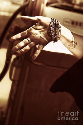Photograph - Working Hands by Jorgo Photography - Wall Art Gallery