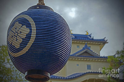 Photograph - World Showcase - Japan Pavillion by AK Photography