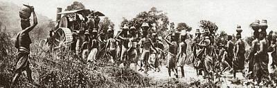 World War I Cameroon Art Print