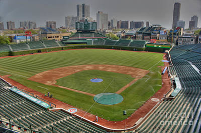 Photograph - Wrigley In Spring by David Bearden