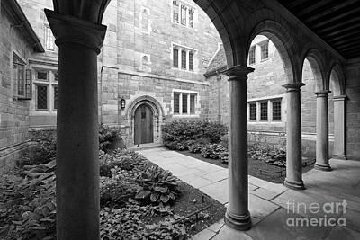Photograph - Yale University Davenport College by University Icons