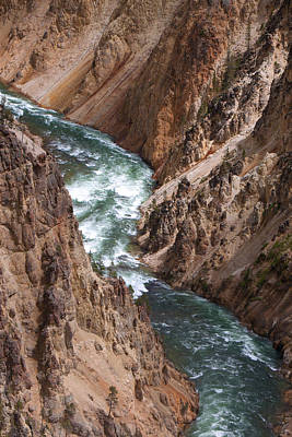 Photograph - Yellowstone River by Scott Sanders