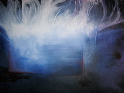 Painting - YOD by Carrie Maurer