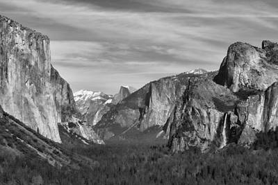 Yosemite Art Print by David Gleeson