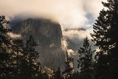 Yosemite Print by Muhie Kanawati