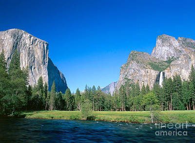 Photograph - Yosemite Valley by David Davis