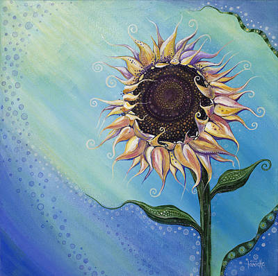 Painting - You Are My Sunshine by Tanielle Childers