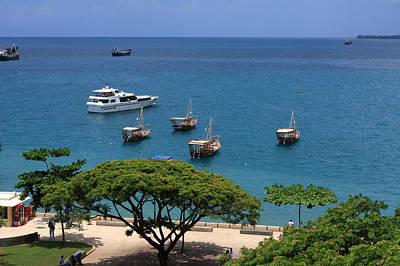 Photograph - Zanzibar Island - Tanzania by Aidan Moran