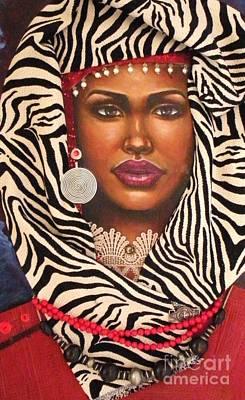 Painting - Red by Alga Washington