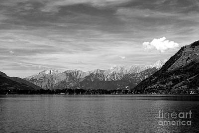 Zell Am See Art Print