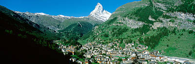 Zermatt, Switzerland Art Print by Panoramic Images
