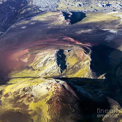 Different Photograph - Aerial Photo by Gunnar Orn Arnason