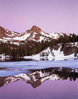 Skelton Photograph - California, Sierra Nevada Mountains by Christopher Talbot Frank