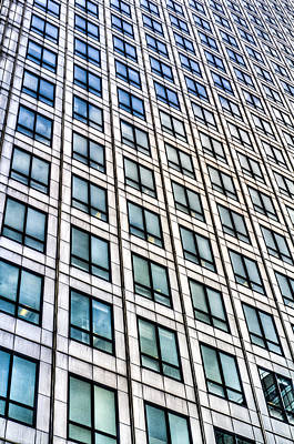 Photograph - Canary Wharf Tower by David Pyatt