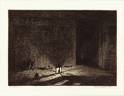 Charles-françois Daubigny French, 1817 - 1878 Art Print by Quint Lox