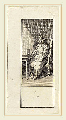 Daniel Nikolaus Chodowiecki German, 1726-1801 Print by Litz Collection