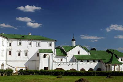 Nativity Photograph - Europe, Russia, Suzdal by Kymri Wilt