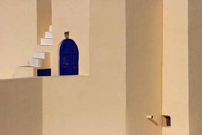 Greece, Santorini, Thira, Oia Art Print by Jaynes Gallery