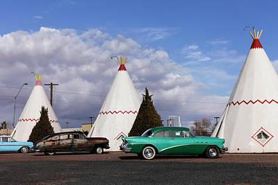 Holbrook, Arizona, United States Art Print by Julien Mcroberts