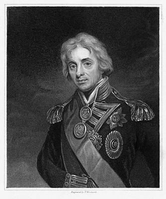 Lord Nelson Painting - Horatio Nelson (1758-1805) by Granger