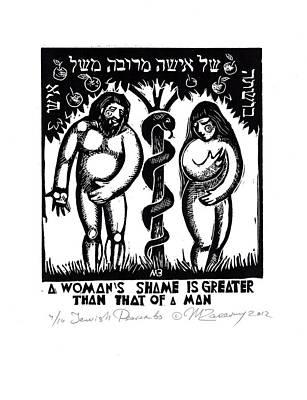 Jewish Proverbs Original
