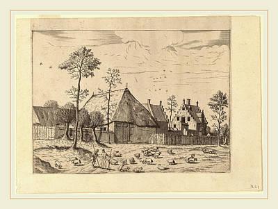 Johannes Van Doetechum, The Elder And Lucas Van Doetechum Art Print