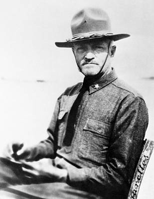 Doughboy Photograph - John Joseph Pershing (1860-1948) by Granger