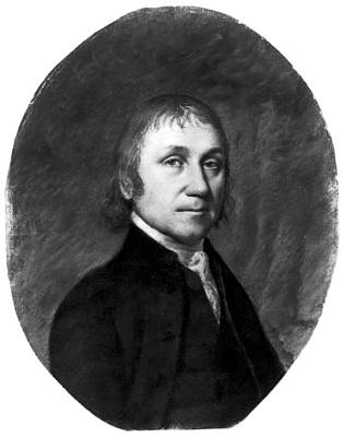 Clergy Drawing - Joseph Priestley (1733-1804) by Granger