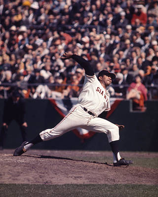 Boston Red Sox Photograph - Juan Marichal by Retro Images Archive