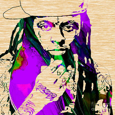 Hip Mixed Media - Lil Wayne Collection by Marvin Blaine