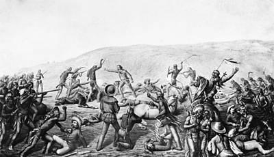 Little Bighorn, 1876 Art Print by Granger