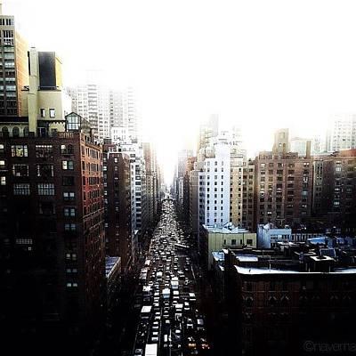 Manhattan Photograph - Manhattan by Natasha Marco