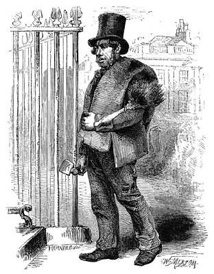 Mayhew London, 1861 Art Print