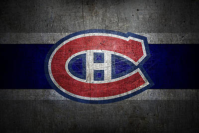 Montreal Canadiens Art Print