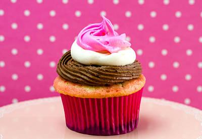 Neapolitan Cupcakes Original