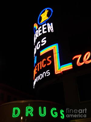 Photograph - Neon New Orleans by Michael Hoard