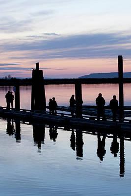 Everett Photograph - North America, United States by John and Lisa Merrill