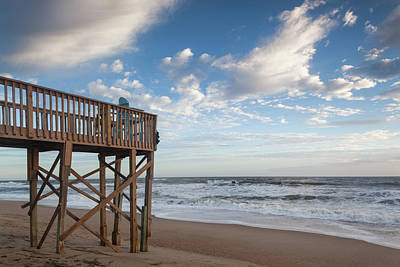 North Carolina Outer Banks Photograph - North Carolina, Outer Banks National by Walter Bibikow
