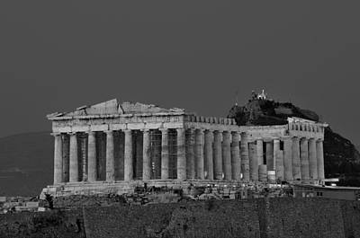 Parthenon Photograph - Parthenon Temple by George Atsametakis
