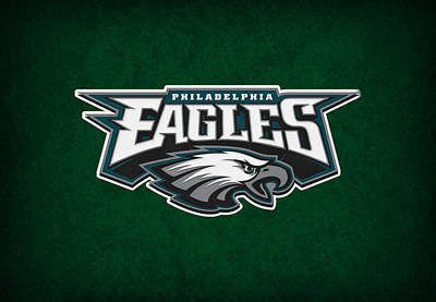 Philadelphia Eagles Art Print