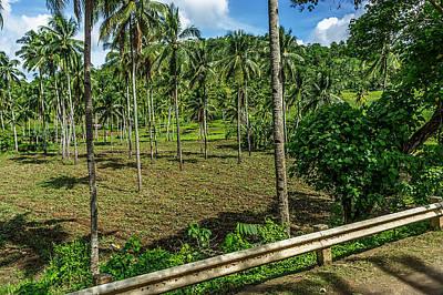 Thomas Kinkade Royalty Free Images - Philippine Countryside Scene Royalty-Free Image by Lik Batonboot