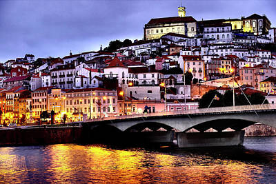 Wilson River Photograph - Portugal, Coimbra by Emily Wilson