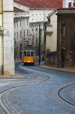 Photograph - Portugal Luggage Tag by Luis Esteves